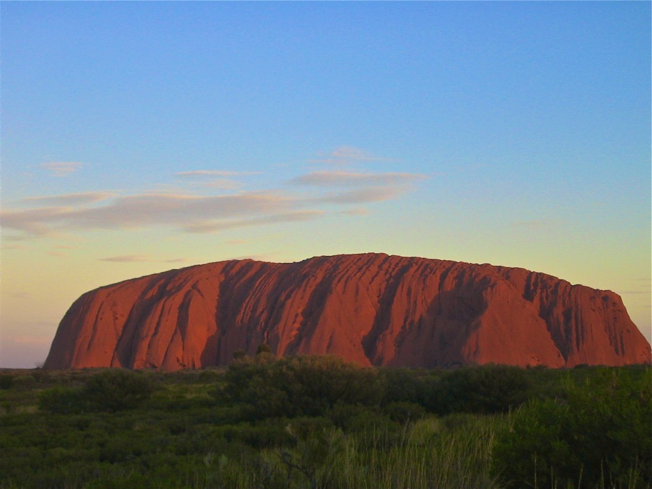 Australia - The Outback - Arond the World with Justin