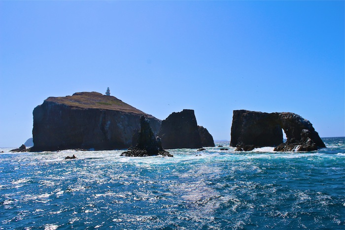 Anacapa Island camping Channel Islands California aroundtheworldwithjustin.com