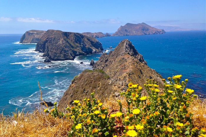 California - Anacapa Island - Around the World with Justin