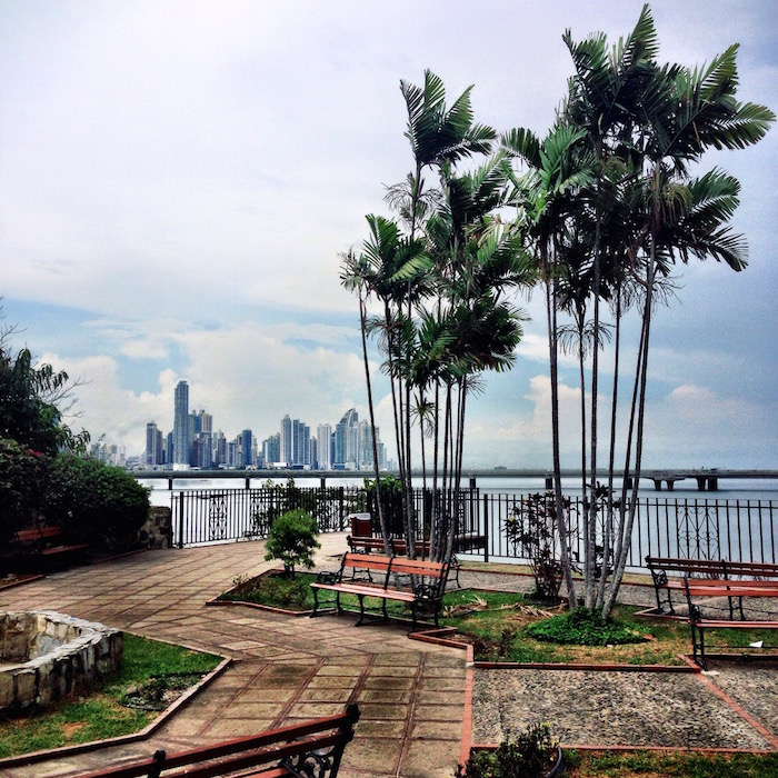 Visiting the Panama Canal Panama City Casco Viejo aroundtheworldwithjustin.com