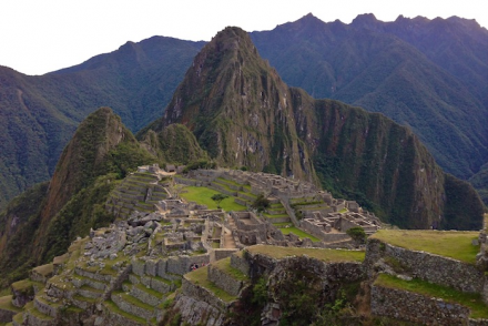 Peru - Machu Picchu - Around the World with Justin
