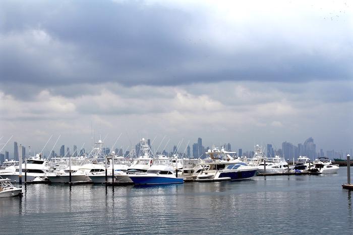 Visiting the Panama Canal Panama City Amador Causeway aroundtheworldwithjustin.com