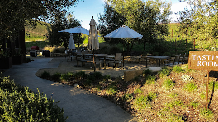 Best Paso Robles Wineries California wine tasting Booker aroundtheworldwithjustin.com