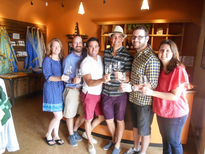 Best Paso Robles Wineries California wine tasting Tablas Creek aroundtheworldwithjustin.com