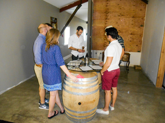 Best Paso Robles Wineries California wine tasting Terry Hoag aroundtheworldwithjustin.com