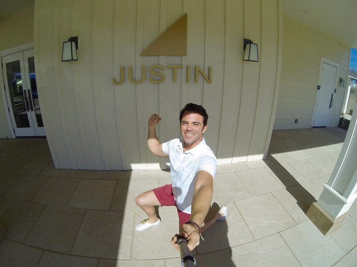 Best Paso Robles Wineries California wine tasting Justin Winery aroundtheworldwithjustin.com