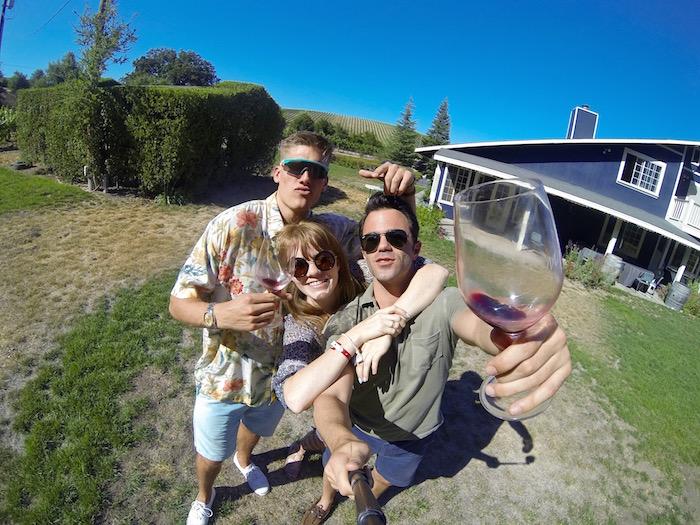 Best Paso Robles Wineries California wine tasting Midnight aroundtheworldwithjustin.com