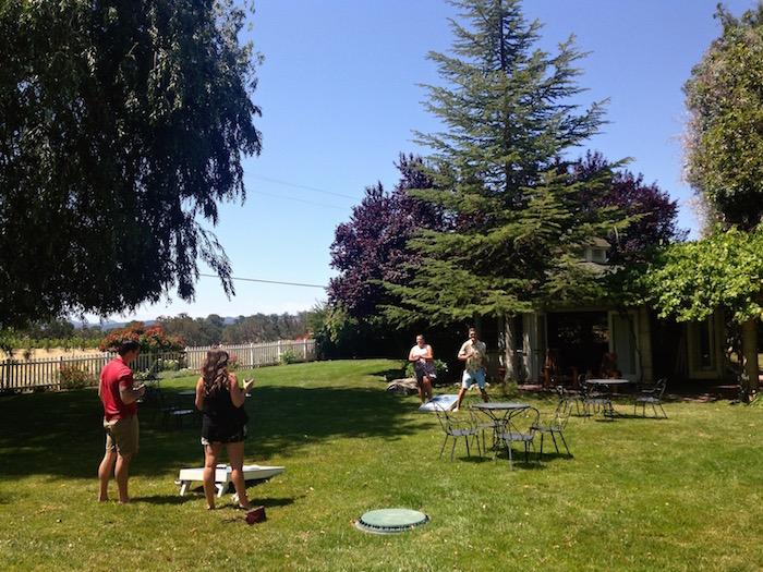 Best Paso Robles Wineries California wine tasting Summerwood aroundtheworldwithjustin.com