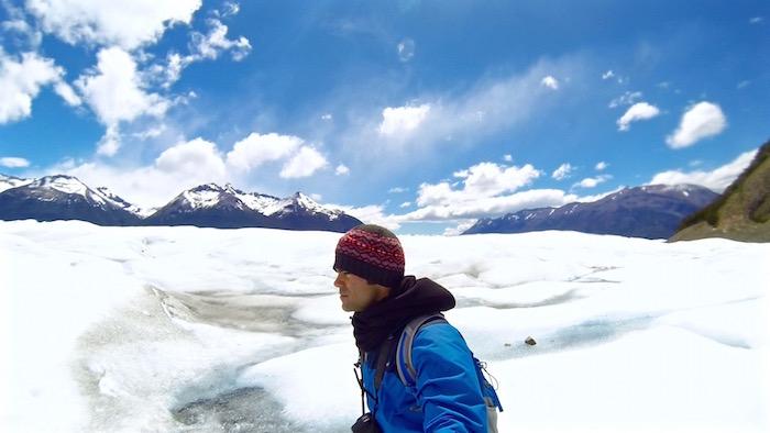 Big Ice Perito Moreno Glacier trekking Argentina aroundtheworldwithjustin.com