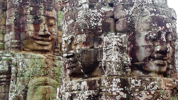 Angkor Wat Temples Siem Reap Cambodia Bayon aroundtheworldwithjustin.com