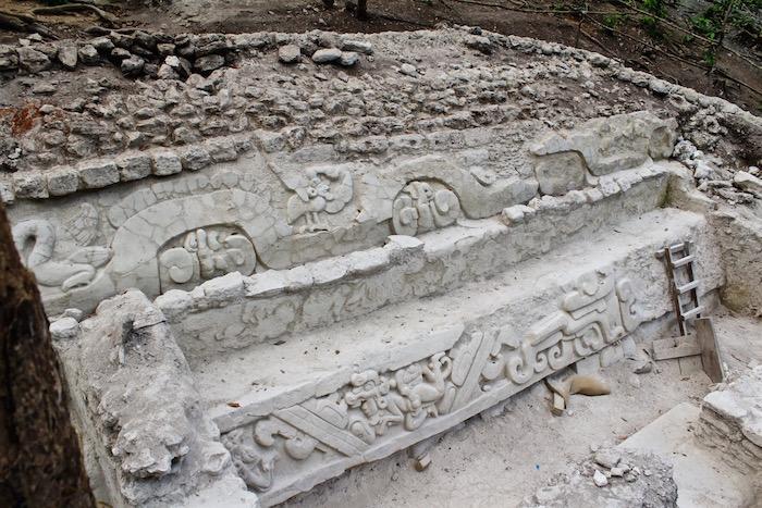 El Mirador Guatemala trek mayan ruins aroundtheworldwithjustin.com