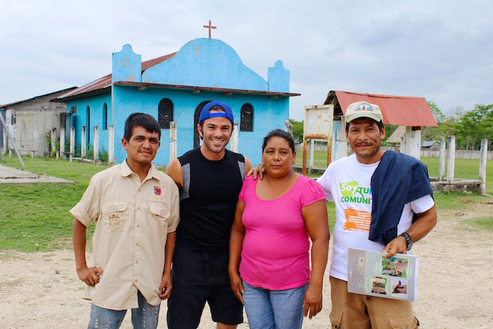 El Mirador Guatemala trek Carmelita aroundtheworldwithjustin.com
