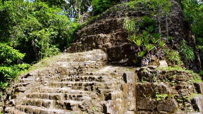 El Mirador Guatemala trek Central America aroundtheworldwithjustin.com