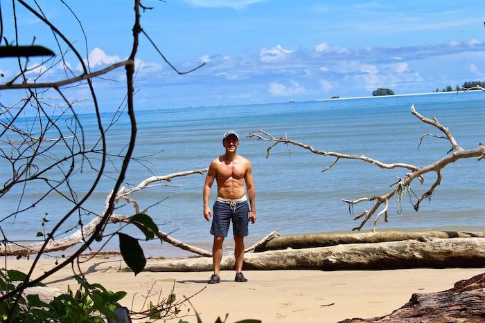 Pulau Tiga Survivor Borneo Survivor Island Justin Walter aroundtheworldwithjustin.com