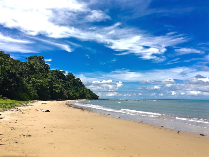 Pulau Tiga Resort Survivor Borneo Survivor Island Pagong Pagong Beach aroundtheworldwithjustin.com