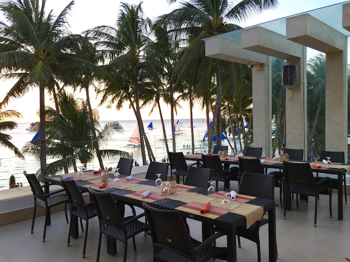 The District Boracay restaurants Philippines White Beach aroundtheworldwithjustin.com