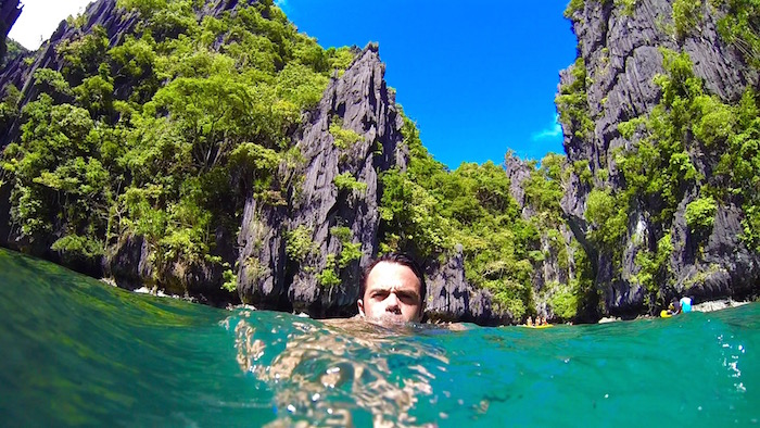 El Nido Tour A Island Hopping Palawan Philippines aroundtheworldwithjustin.com