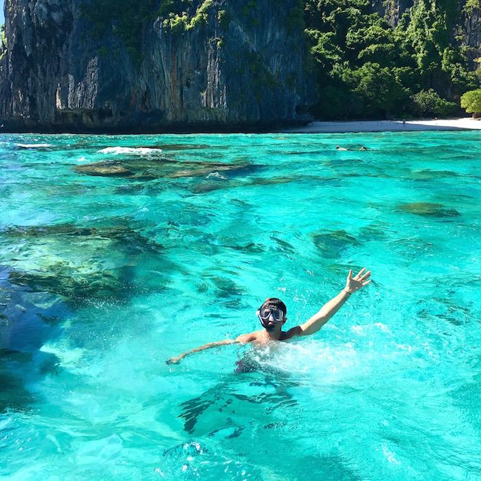 El Nido Tour A Philippines Shimizu Island aroundtheworldwithjustin.com