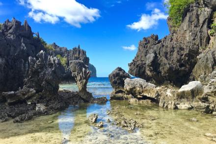 El Nido Palawan Philippines Island Hopping Tour C