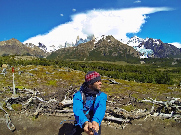 monte fitz roy trek patagonia el chalten hiking aroundtheworldwithjustin.com