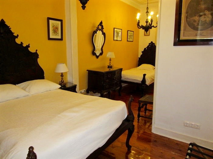 Visit Lisbon Portugal best hotels Family Macedos B&B