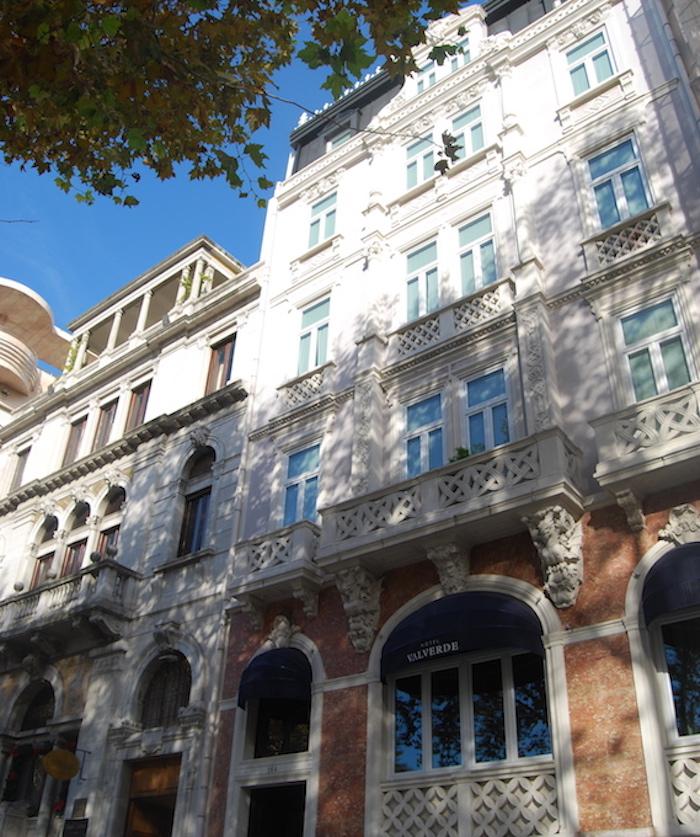 Visit Lisbon Portugal best hotels Valverde Hotel