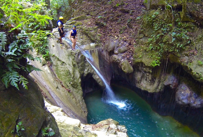 27 Waterfalls of Damajagua Dominican Republic Fathom Travel