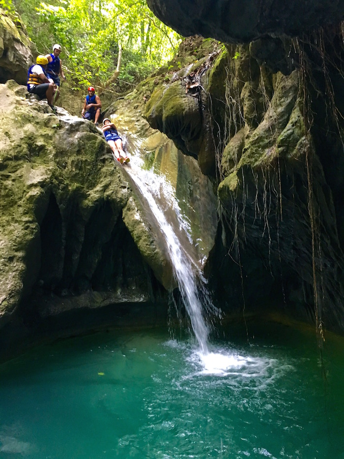 27 Waterfalls of Damajagua Dominican Republic Fathom Travel aroundtheworldwithjustin.com