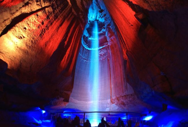 Things To Do In Chattanooga Tennessee Ruby Falls
