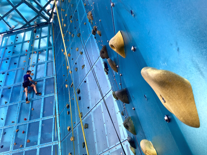 Things To Do In Chattanooga Tennessee High Point Rock Climbing and Fitness