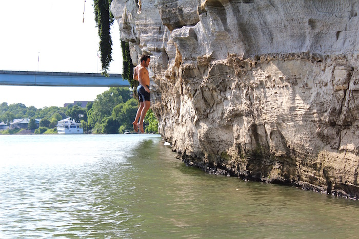 Things To Do In Chattanooga Tennessee Deep Water Soloing