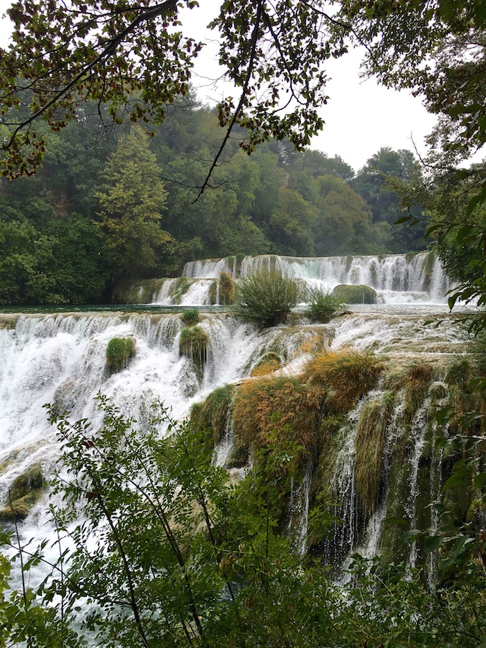 Krka waterfalls national park croatia europe skradinski buk atwjustin.com