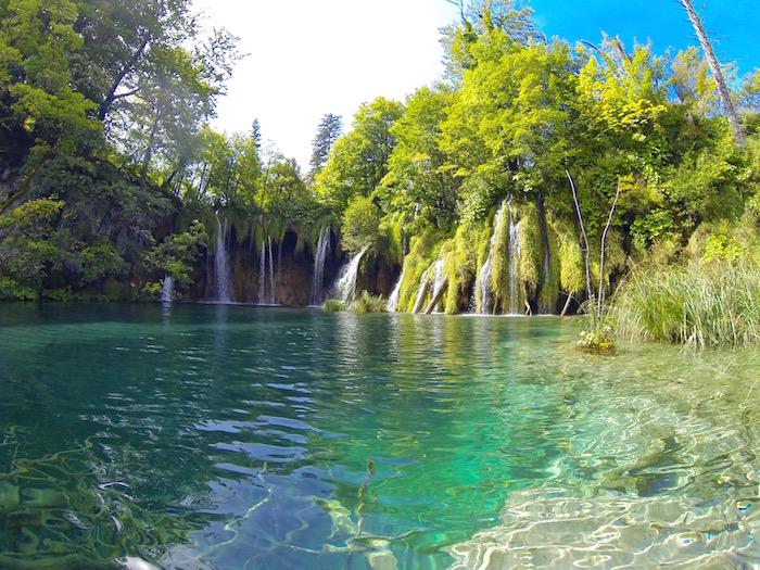 Plitvice Lakes Croatia National Park tour Zadar Zagreb atwjustin.com