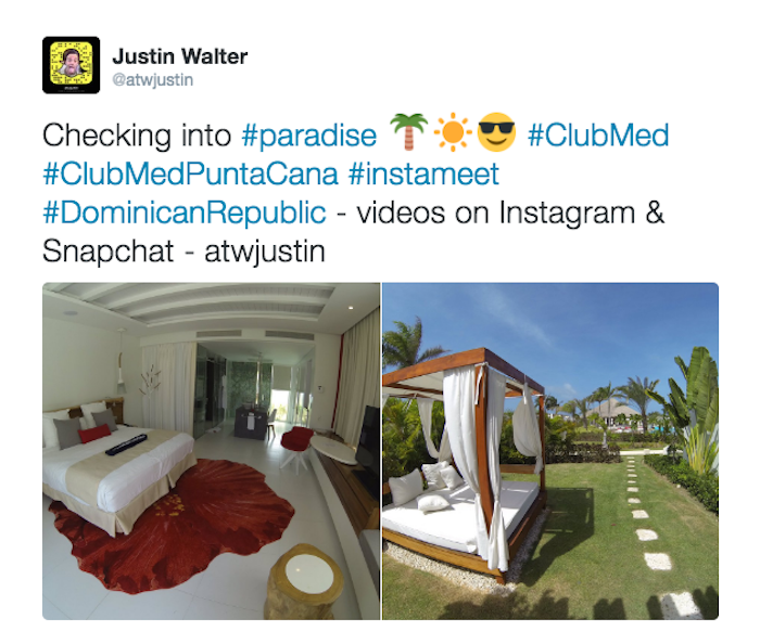 Club Med Punta Cana all inclusive resort Dominican Republic atwjustin.com