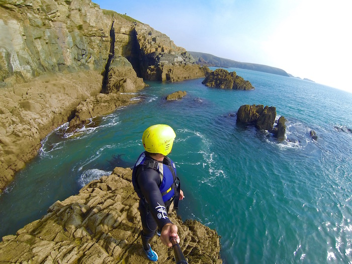 pembrokeshire wales great britain visit britain uk preseli venture coasteering atwjustin.com