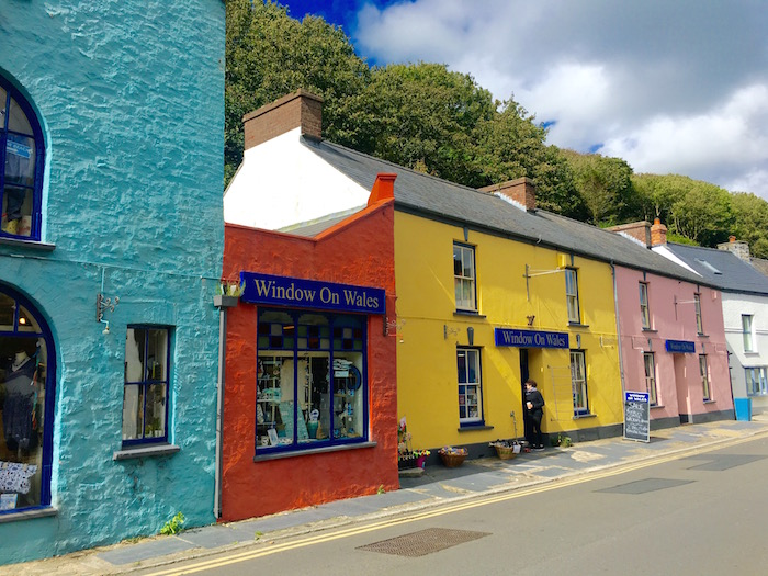 pembrokeshire wales great britain visit britain omgb moments solva carvery atwjustin.com