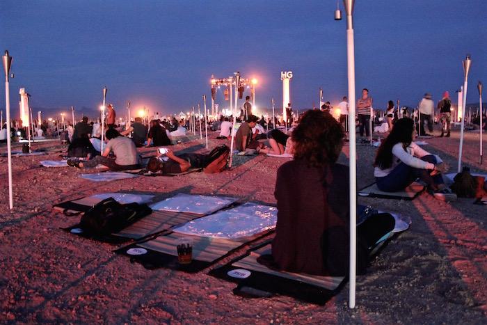 RiSE Festival Las Vegas Nevada Mojave Desert Yi Peng Lantern Festival atwjustin.com