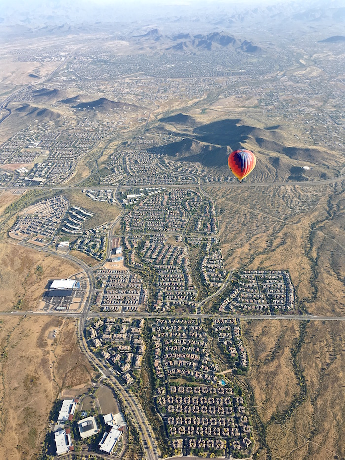 hot air expeditions phoenix arizona scottsdale hot air balloon ride
