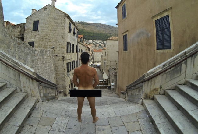 Game of Thrones Walk of Atonement Shame Dubrovnik Croatia