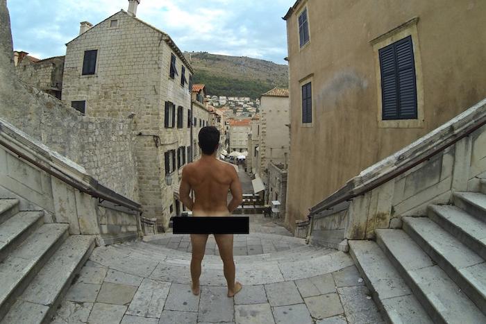 Game of Thrones Walk of Atonement Shame Dubrovnik Croatia