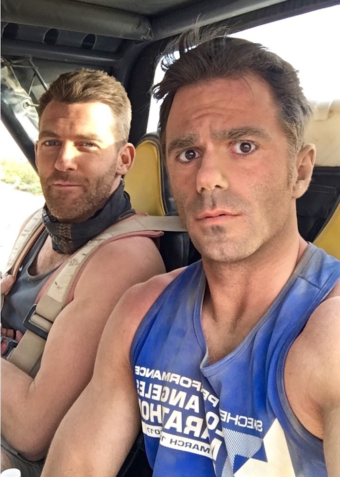 Desert Wolf Tours Tomcar ATV Tour things to do in scottsdale arizona ben roy justin walter