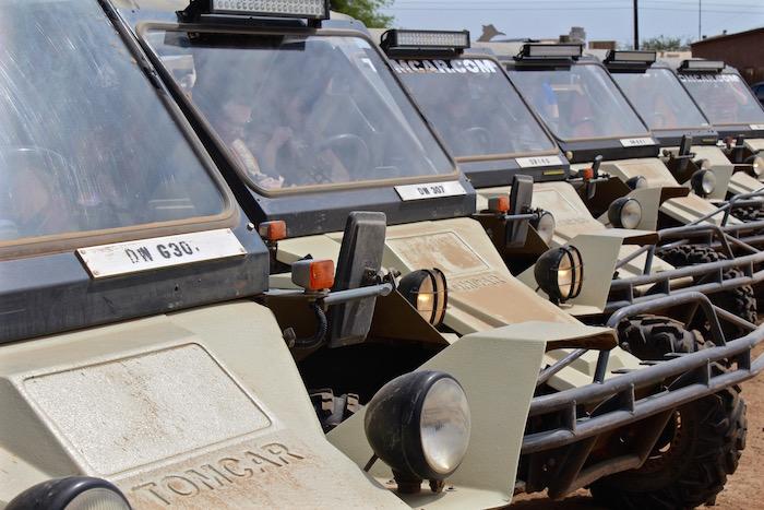 Desert Wolf Tours Tomcar ATV Tour things to do in scottsdale arizona phoenix