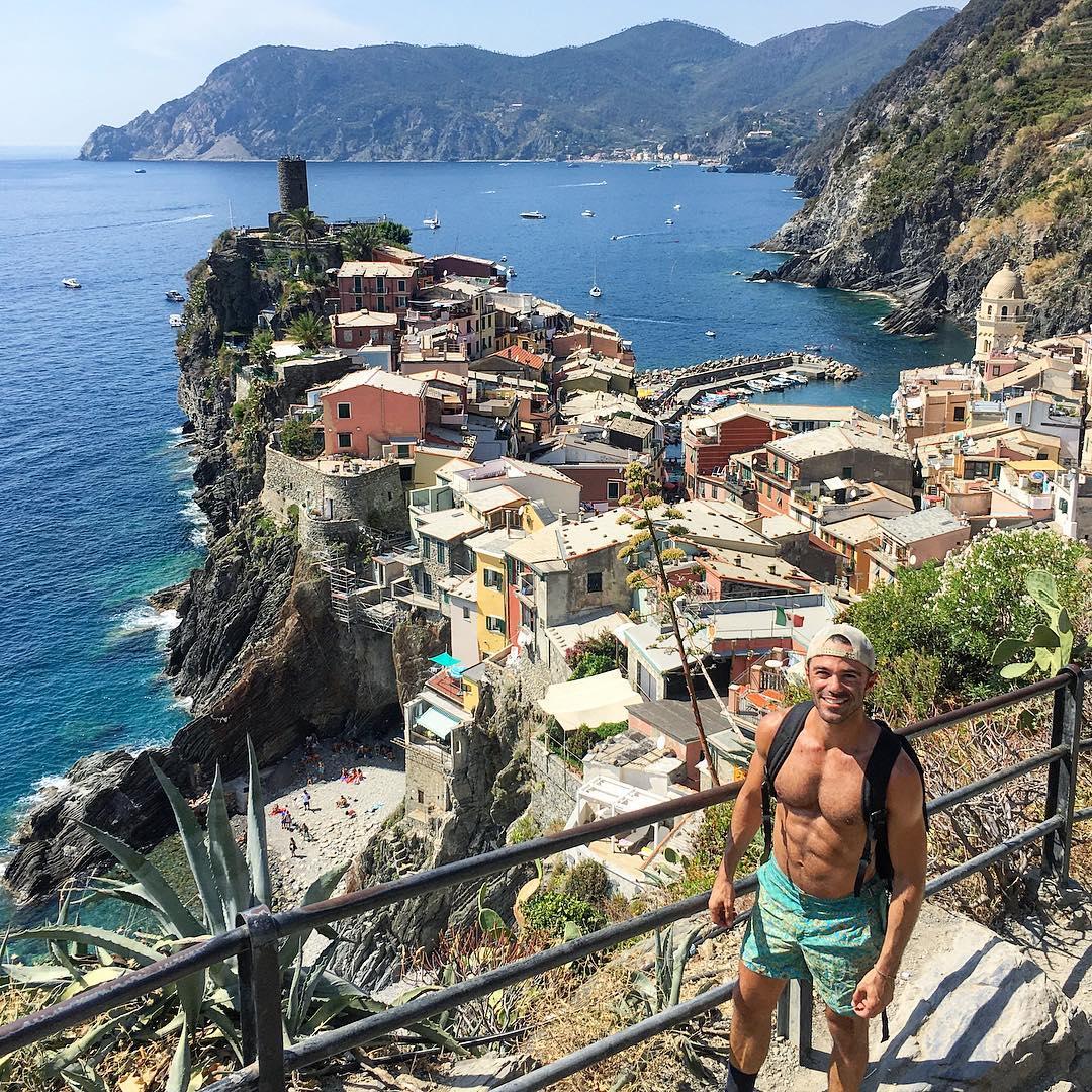 Cinque Terre Italy Justin Walter