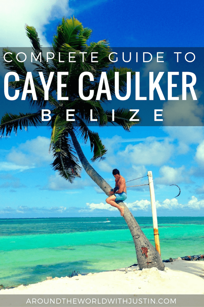 Thinking of traveling to Belize? Explore and snorkel on Caye Caulker.
