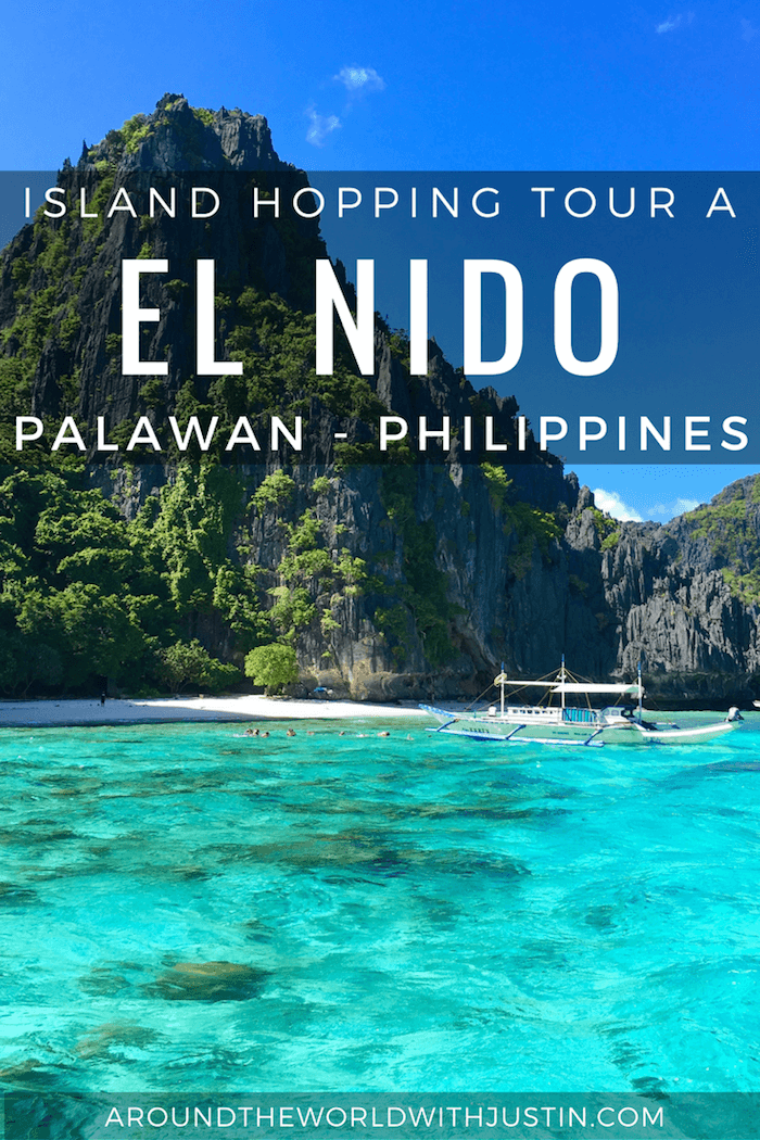 Thinking of island hopping in El Nido Palawan Philippines? Check out this guide for Tour A