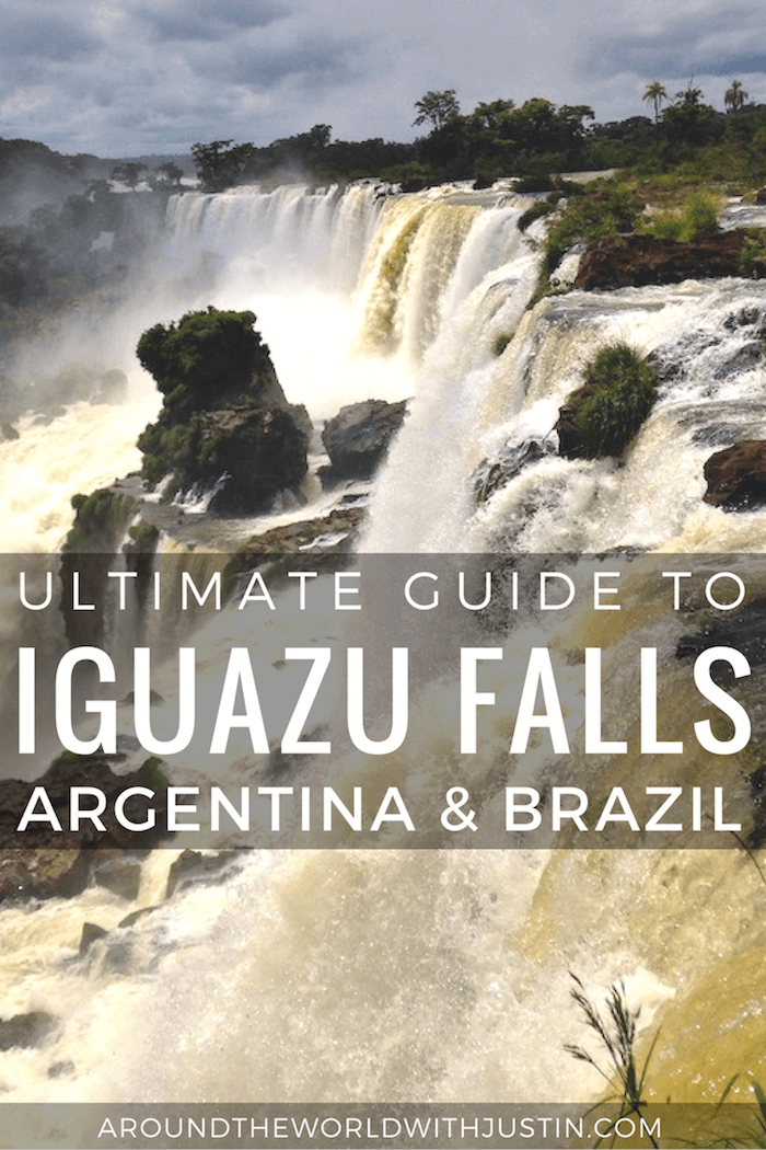 Traveling to Iguazu Falls? Learn the difference and how to explore both sides on Argentina and Brazil.
