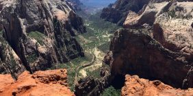 4 Must-See Parks When Hiking Observation Point Zion