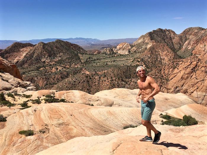 Yant Flat Candy Cliffs Leeds Utah