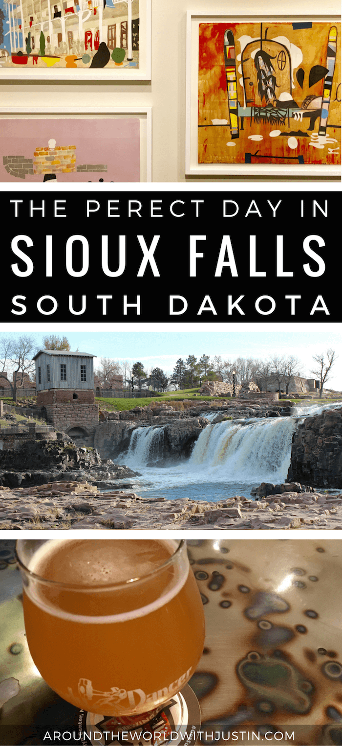 Are you headed to Sioux Falls South Dakota? Choose your own adventure and plan the perfect day in this small town.
