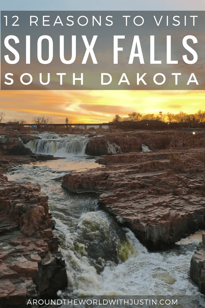 Here's 12 Reasons to Travel to (and not through) Sioux Falls South Dakota